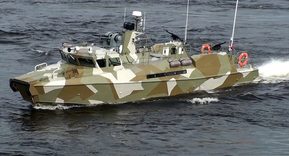 سوريا ستحصل على زوارق دوريه بحريه من روسيا  1019456217