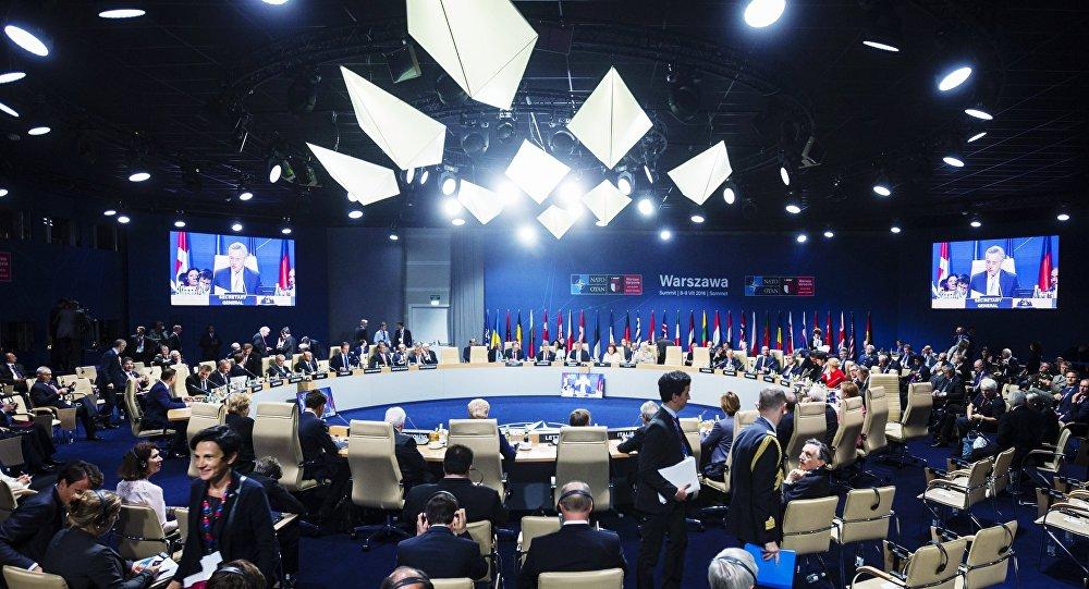 قمة الناتو