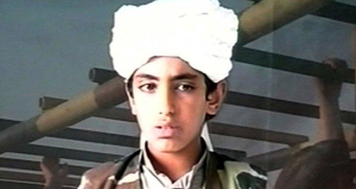 حمزة بن لادن