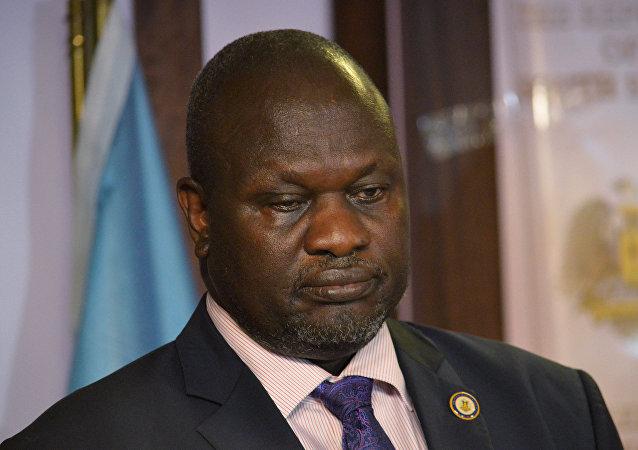 نائب رئيس جنوب السودان رياك مشار
