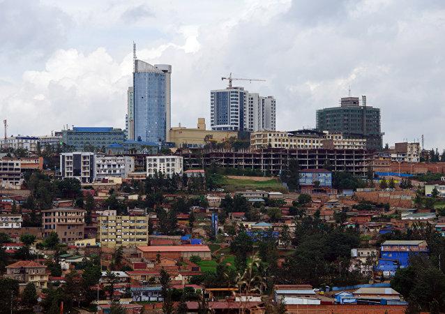 عاصمة راوندا كيغالي