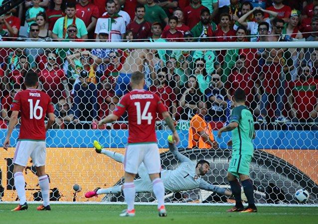 مباراة المجر- البرتغال