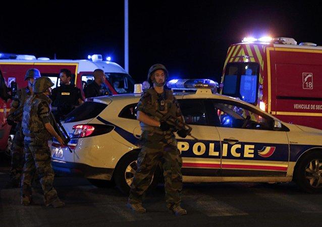 هجوم إرهابي في نيس الفرنسية