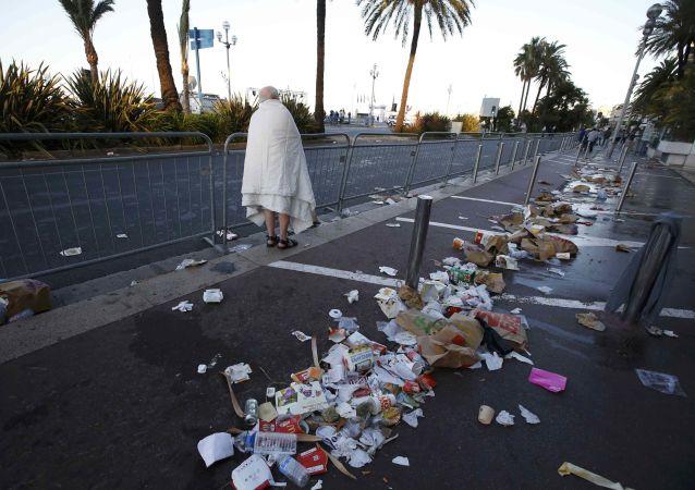 مدينة نيس بعد الهجوم الإرهابي