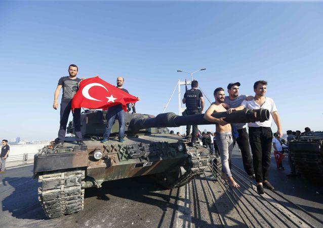 تركيا بعد الإنقلاب العسكري