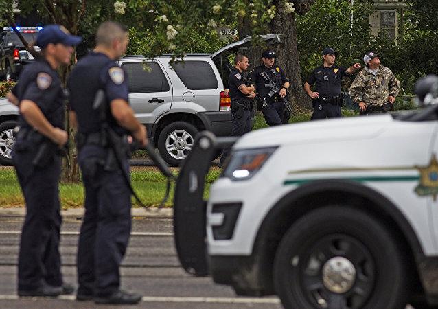 مقتل رجال الشرطة في الولايات المتحدة