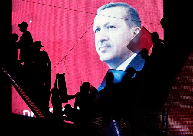 مظاهرات في أنقرة