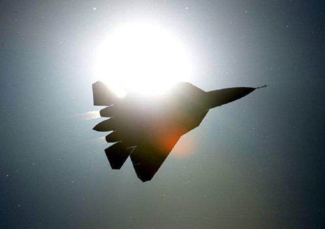 الطائرات الروسية تسعى لاختراق الفضاء