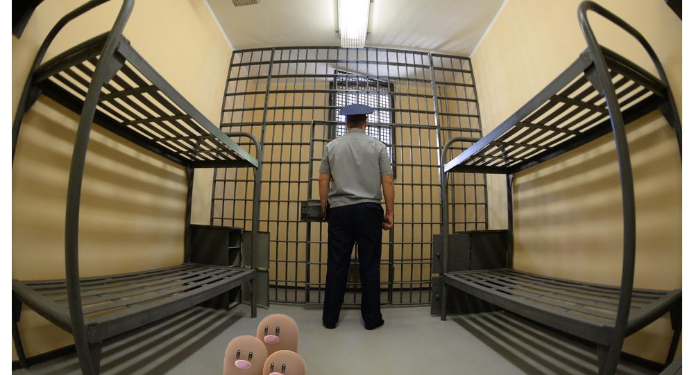 بوكيمون فى السجن