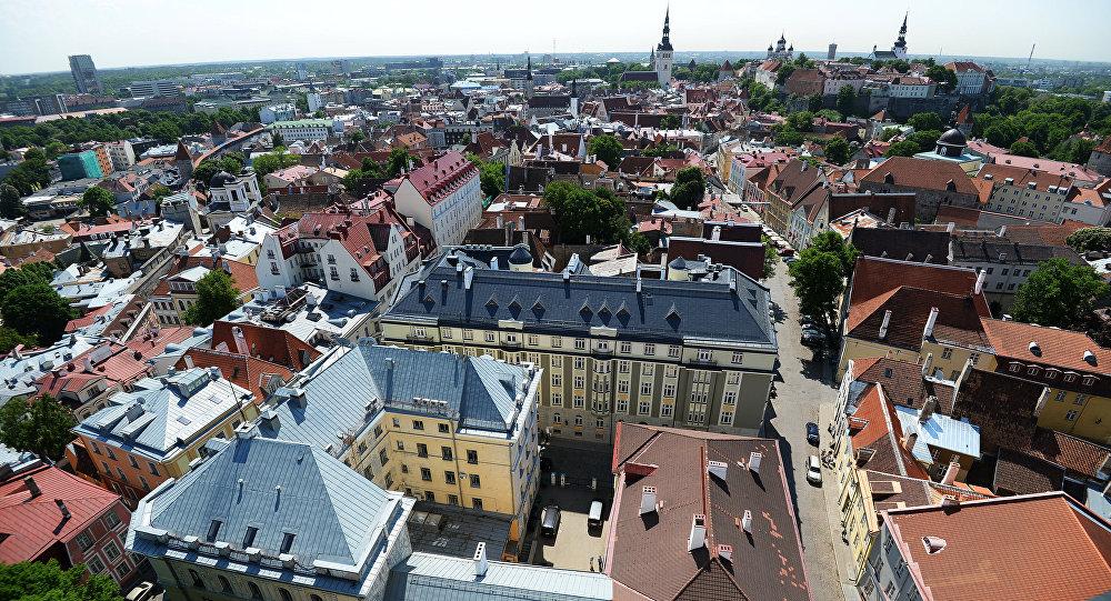 مدينة تالين - عاصمة إستونيا