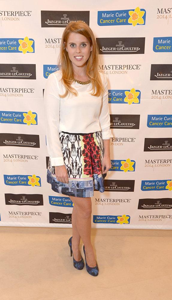 الأميرة بياتريس يورك (المملكة المتحدة)
