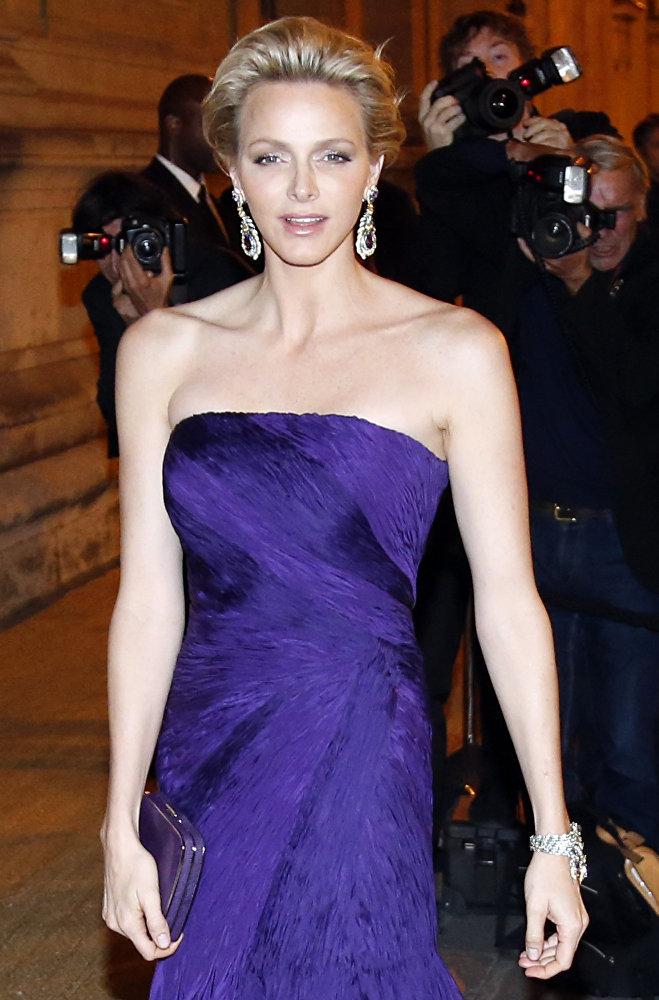 أميرة موناكو شارلين