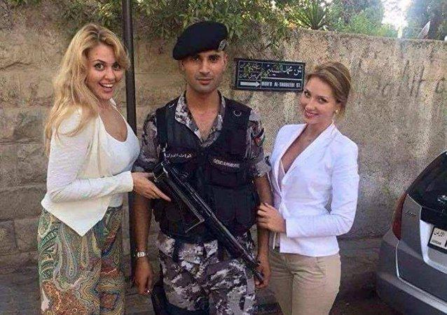 الشرطي الأردني والسفارة الروسية