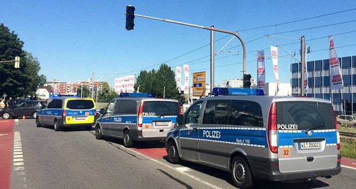 الشرطة الألمانية