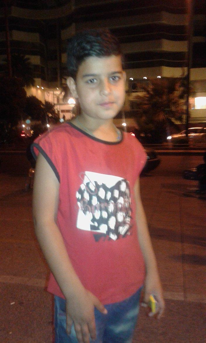 حسين - لاجئ سوري في لبنان