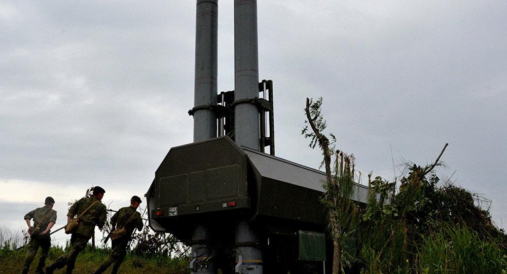 منظومة باستيون الصاروخية