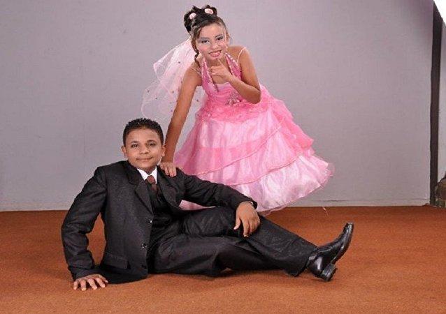 زواج الأطفال- فارس ونانسي