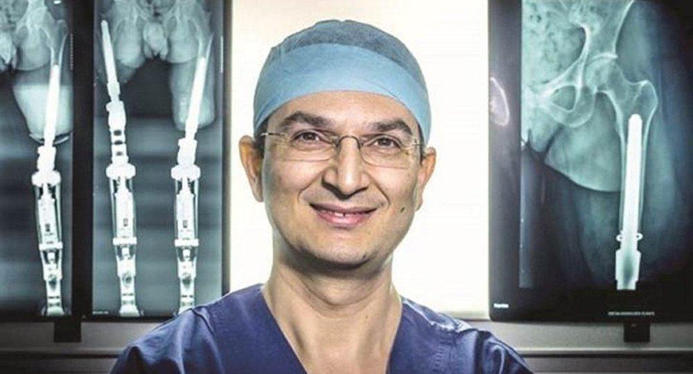 الدكتور العراقي منجد المدرس