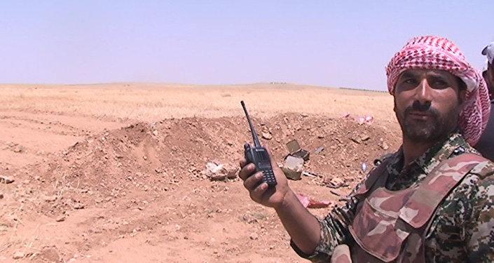 اقتحام وسيطرة الجيش السوري على أهم النقاط الاستراتيجية في البادية