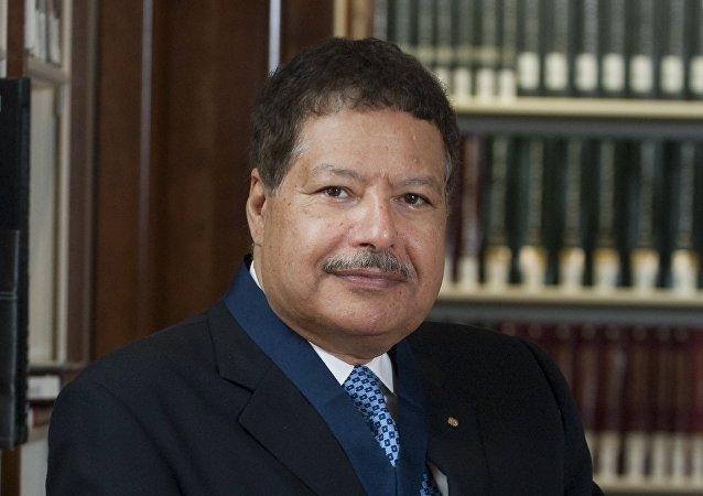 العالم المصري أحمد زويل