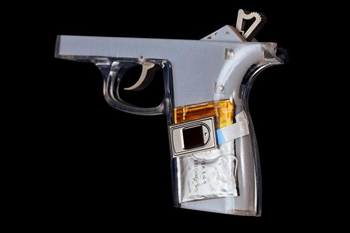 مشروع تكنولوجي جديد - المسدس الذكي