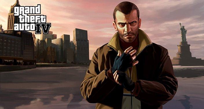 لعبة GTA IV