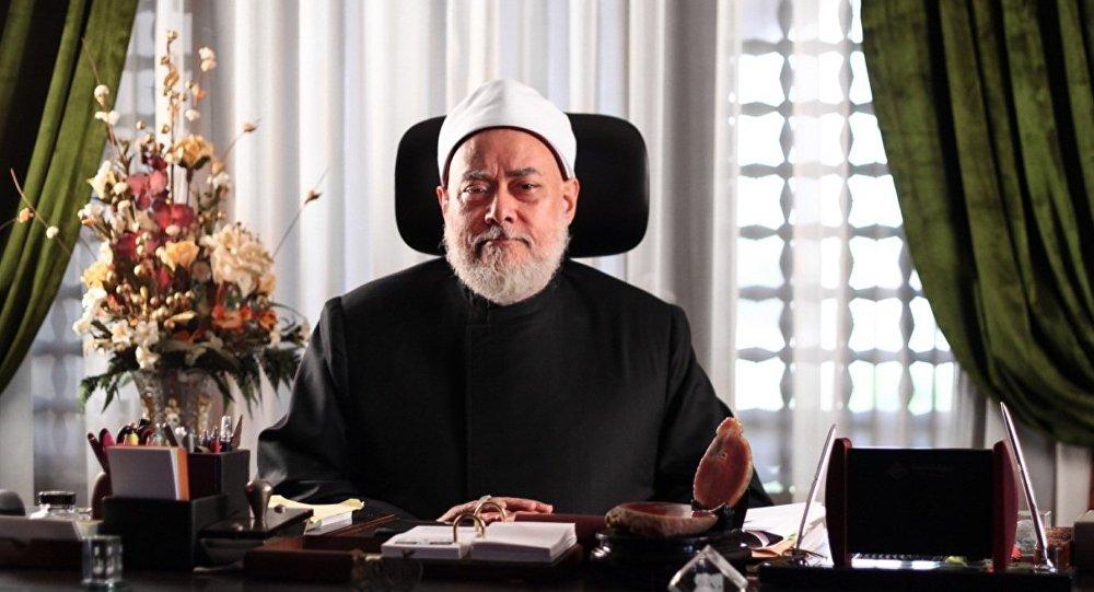 مفتي مصر السابق والعالم الأزهري الدكتور علي جمعة