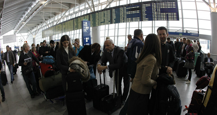 مطار وارسو الدولي