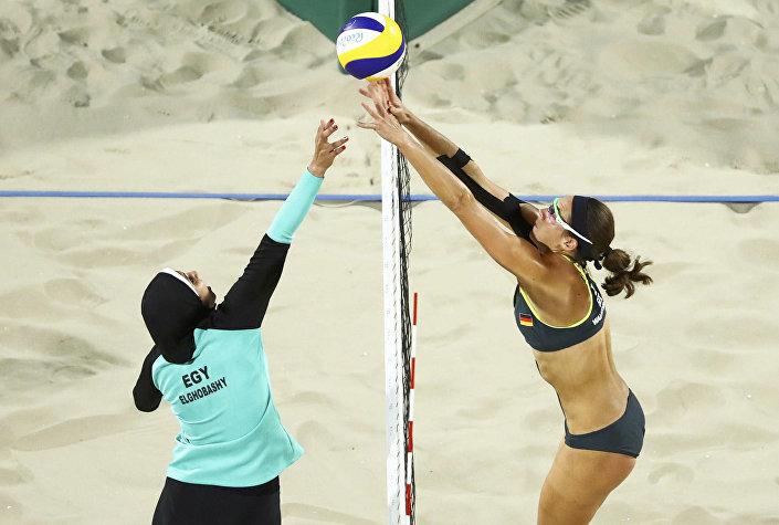 الرياضة تجمع مختلف الثقافات على أرض واحدة