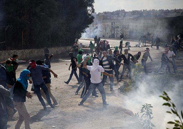 طلاب في القدس