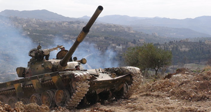 الجيش السوري يصل مشارف ريف إدلب