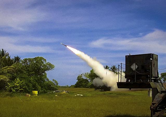 صواريخ باتريوت الأمريكية