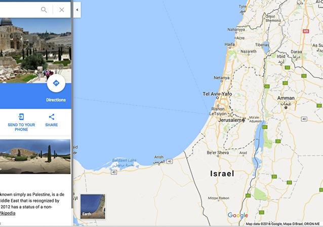 هاشتاغ#BoycottGoogle بعد حذف فلسطين من خرائط غوغل