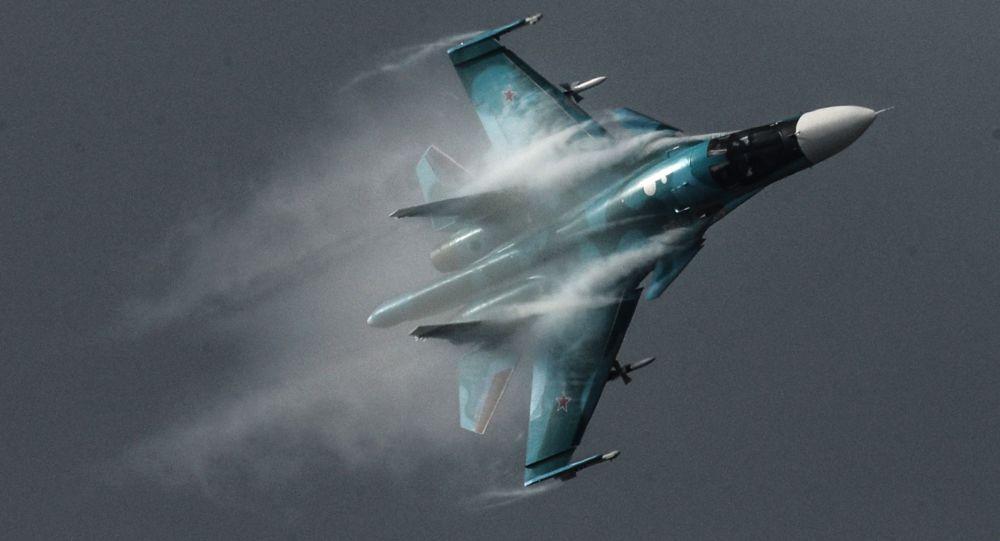 فليرتعش الناتو...سو-34 تطير 1019872159