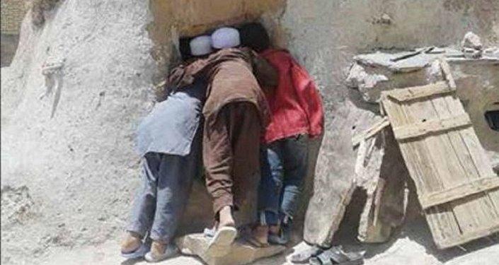 قرية أقزام فى إيران