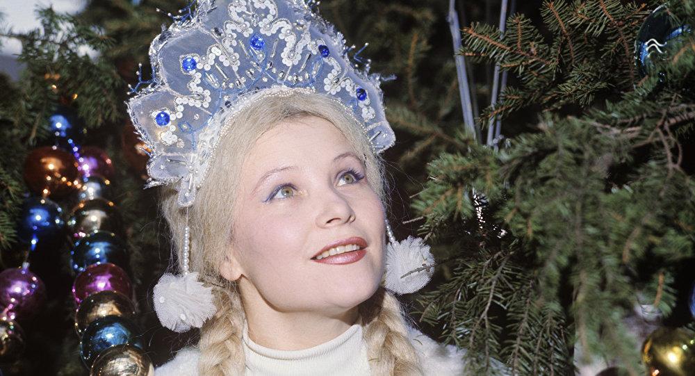 سنيغوروتشكا (ابنة ملك الثلج)