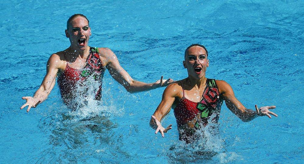 أولمبياد 2016، السباحة المتزامنة