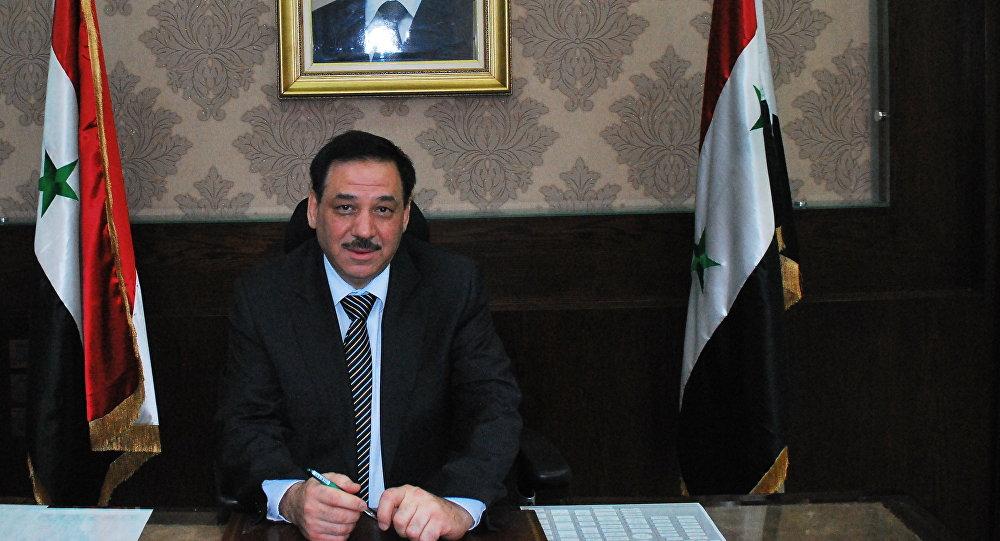 وزير المالية السوري.