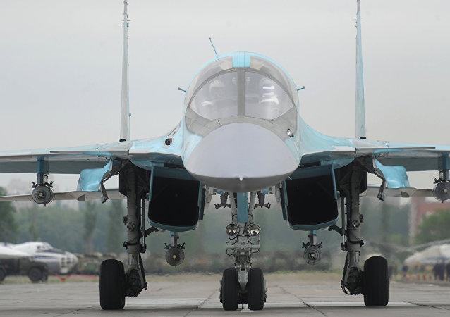 مقاتلة سو-34