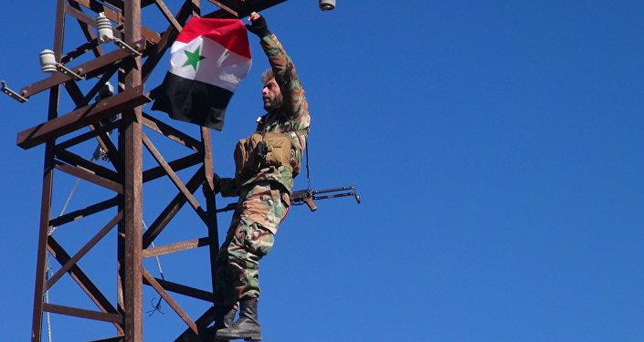 الجيش السوري يتقدم في داريا ويسيطر على نقاط استراتيجية جديد
