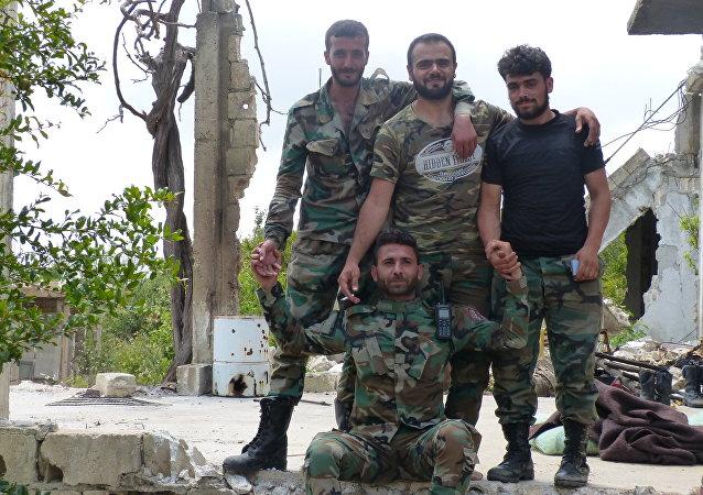 الجيش السوري يفشل هجوم داعش على مطار دير الزور