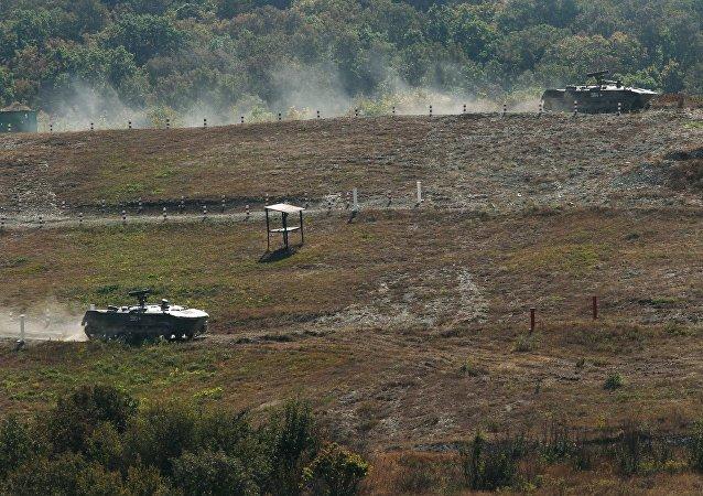منظومة صواريخ مضادة للدبابات كورنيت