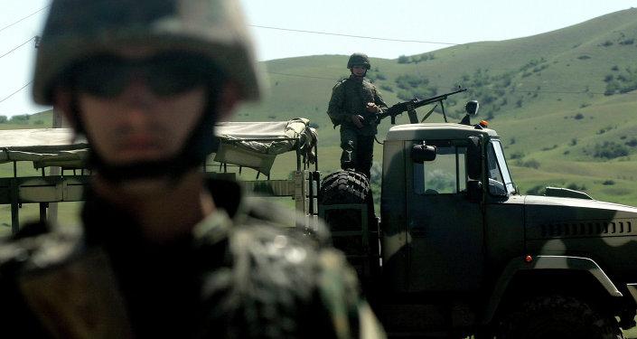 تدريب قوات الناتو