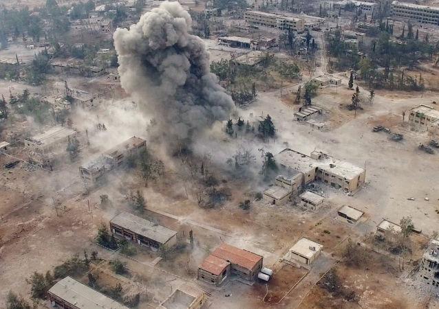 جنوب غرب حلب، سوريا