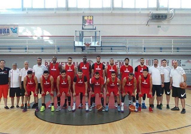 منتخب البحرين لكرة السلة