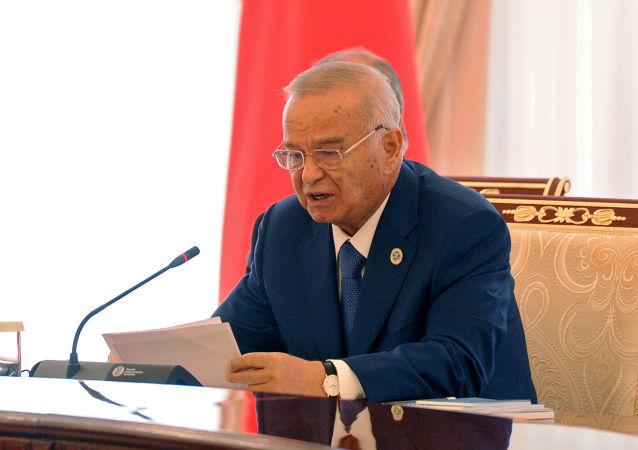 اسلام كريموف