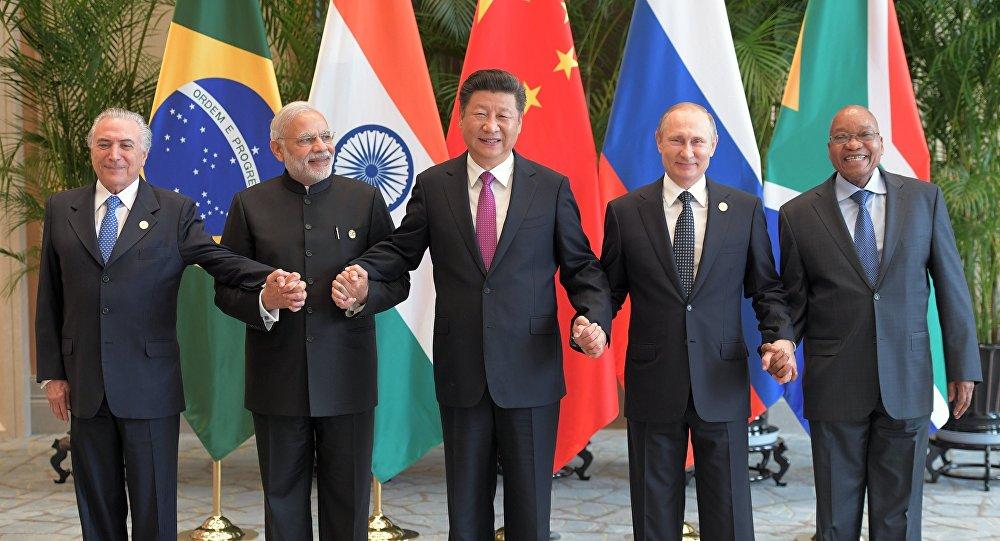 لقاء غير رسمي لزعماء دول بريكس على هامش قمة العشرين في الصين