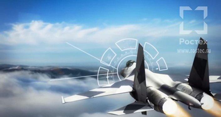 مقاتلة سو - 35