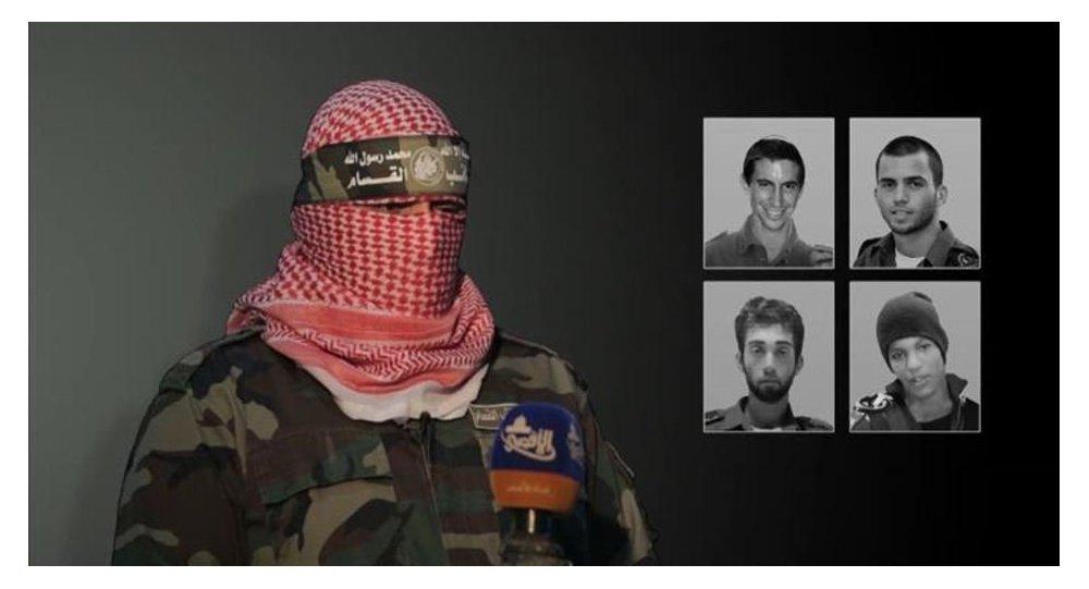 """""""حماس"""" تمهل إسرائيل ساعتين لفك الحصار عن المعتكفين في الأقصى أو انتظار الرد"""