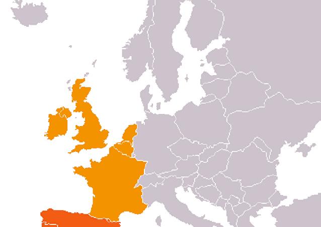 أوروبا الغربية (فرنسا وألمانيا)
